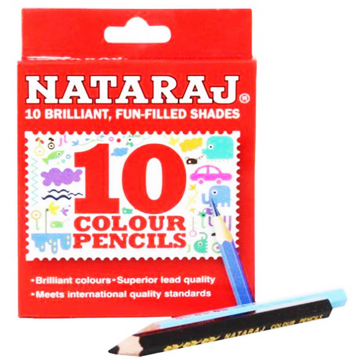 Nataraj Colour Pencils 201252001
