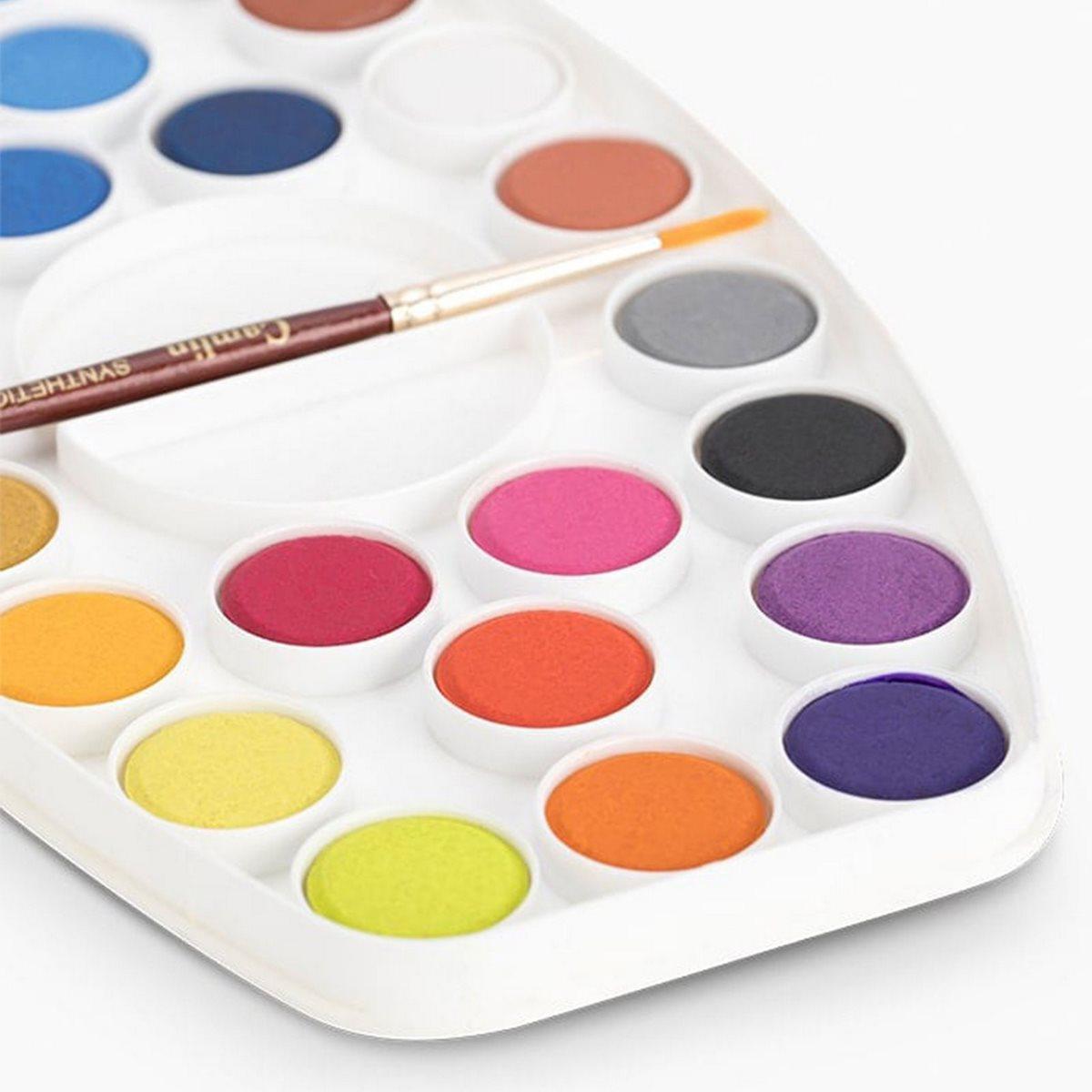 Camlin Water Colour Cakes 3738524