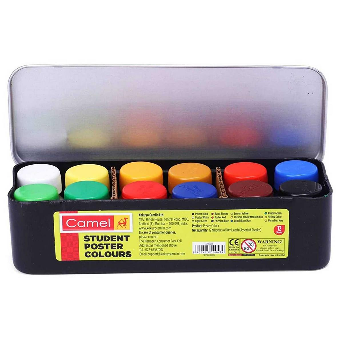 Camlin Student Poster Colours 3806518