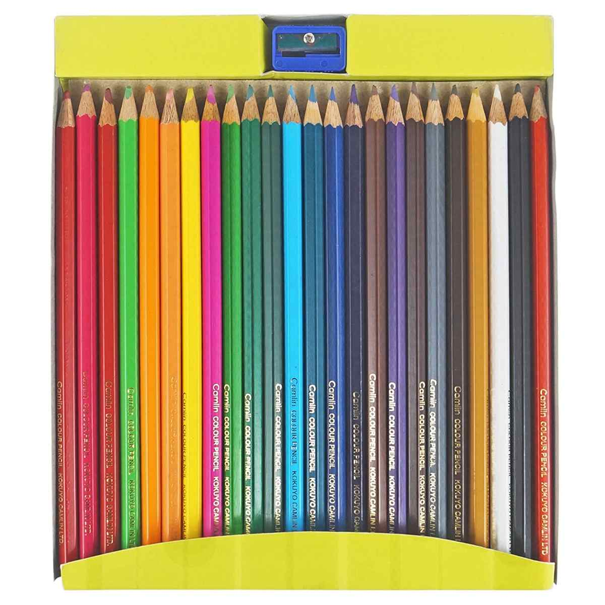 Camlin Colour Pencils 4192567