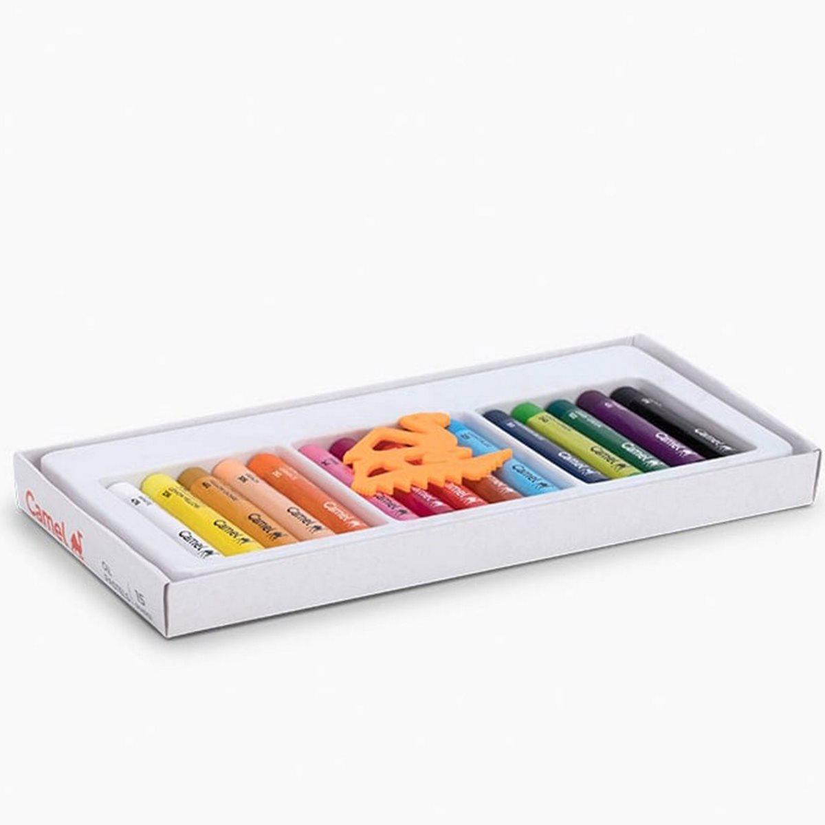 Camlin Oil Pastels 4329541