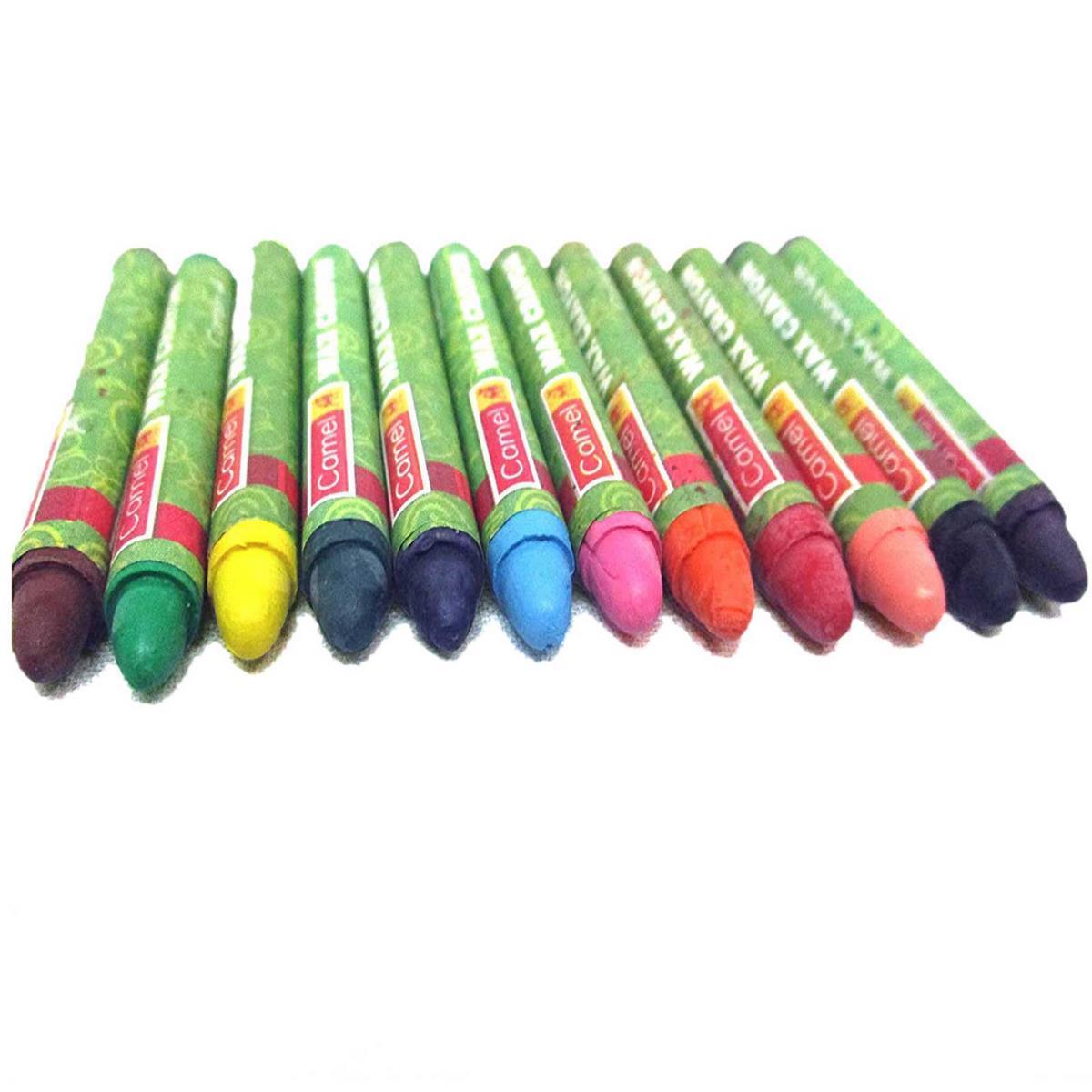 Camlin Wax Crayons 4520634