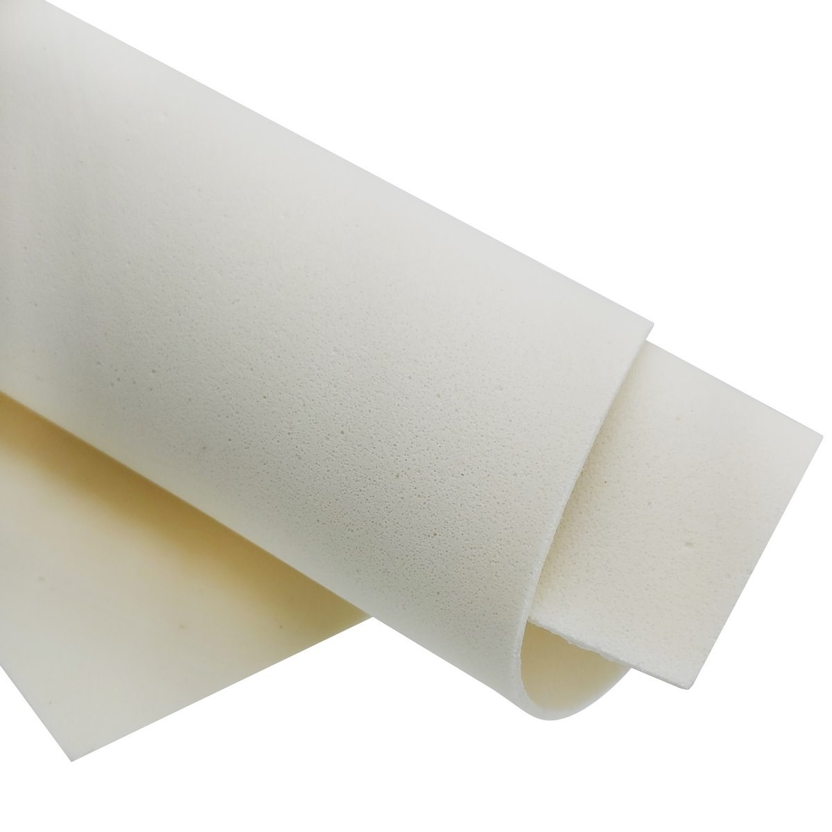 Foam Sheets A4 Size Without Sticker Pack of 10 Cream