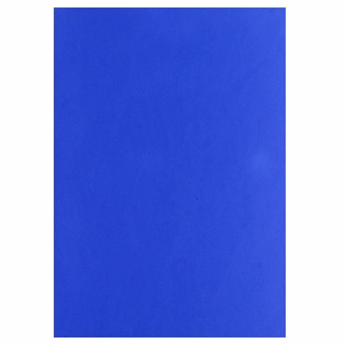 Foam Sheets A4 Size Without Sticker 3MM Blue