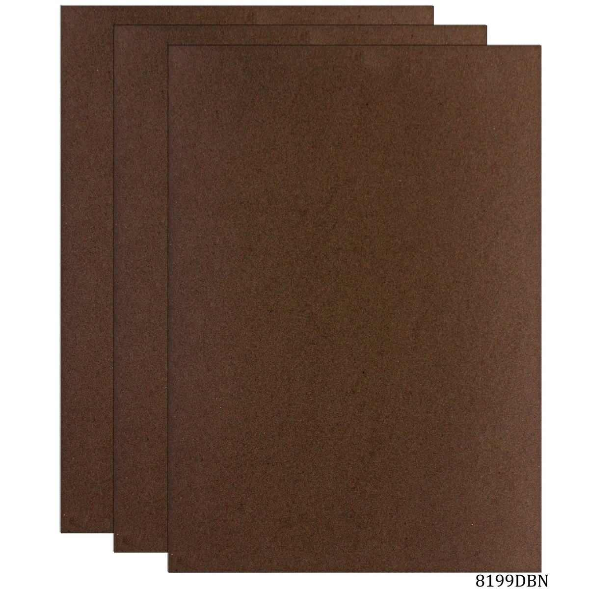 Foam Sheets A4 Size Without Sticker 3MM Brown