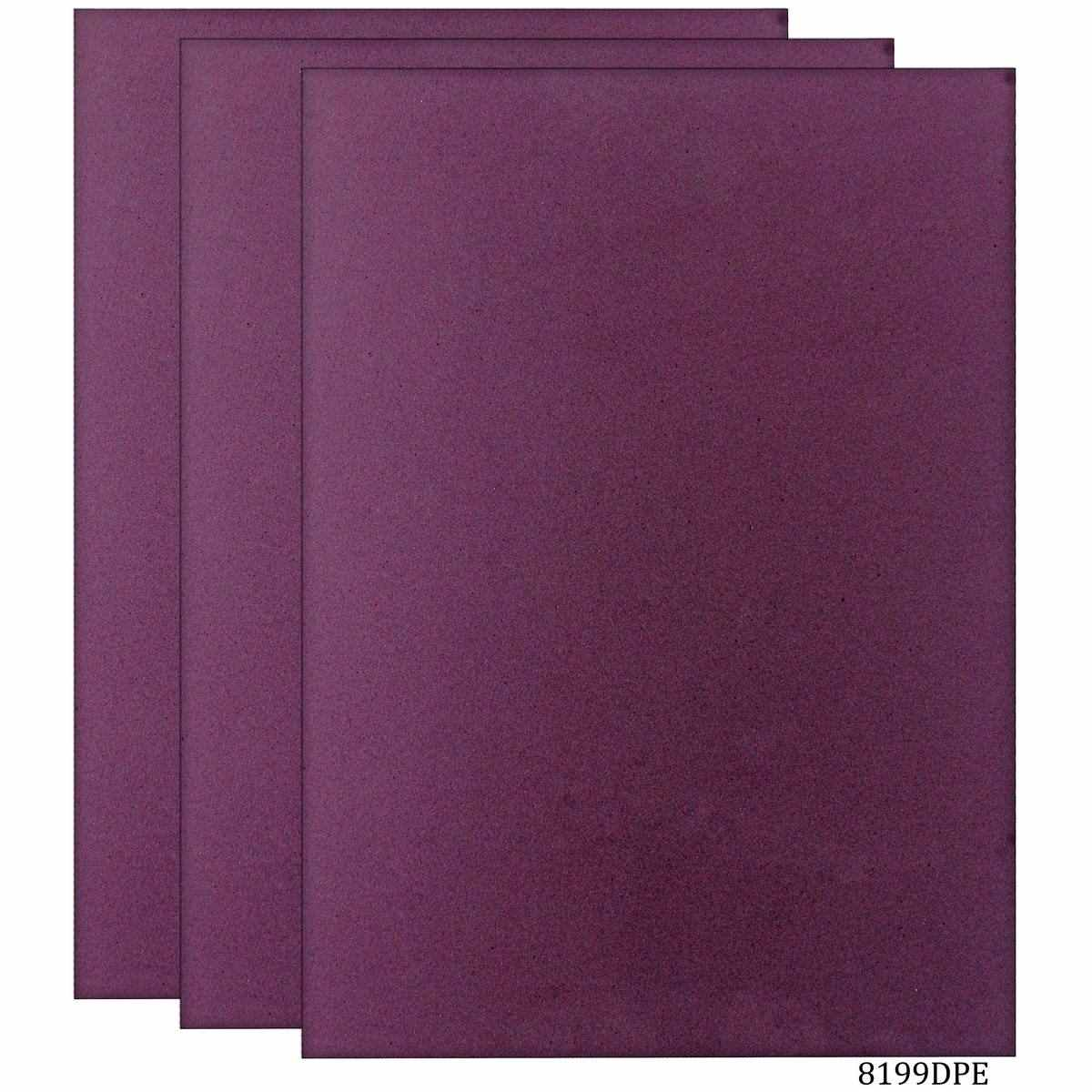 Foam Sheets A4 Size Without Sticker 3MM Purple