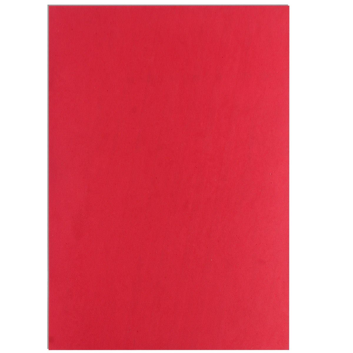 Foam Sheets A4 Size Without Sticker 3MM Red