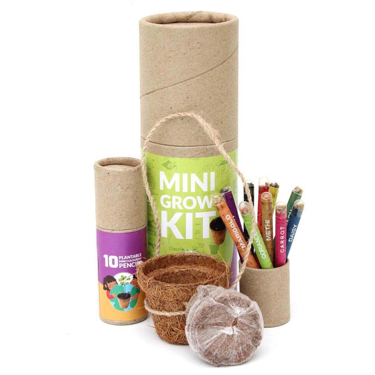 Plantable Mini Grow Kit