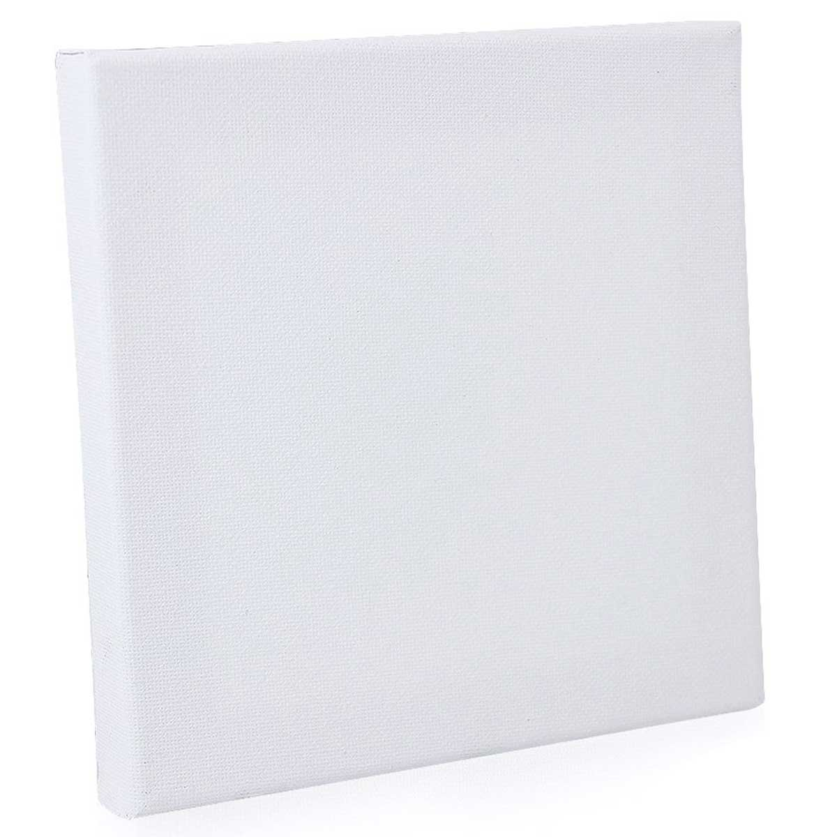 Stretched Canvas Board (12X12 Inch)