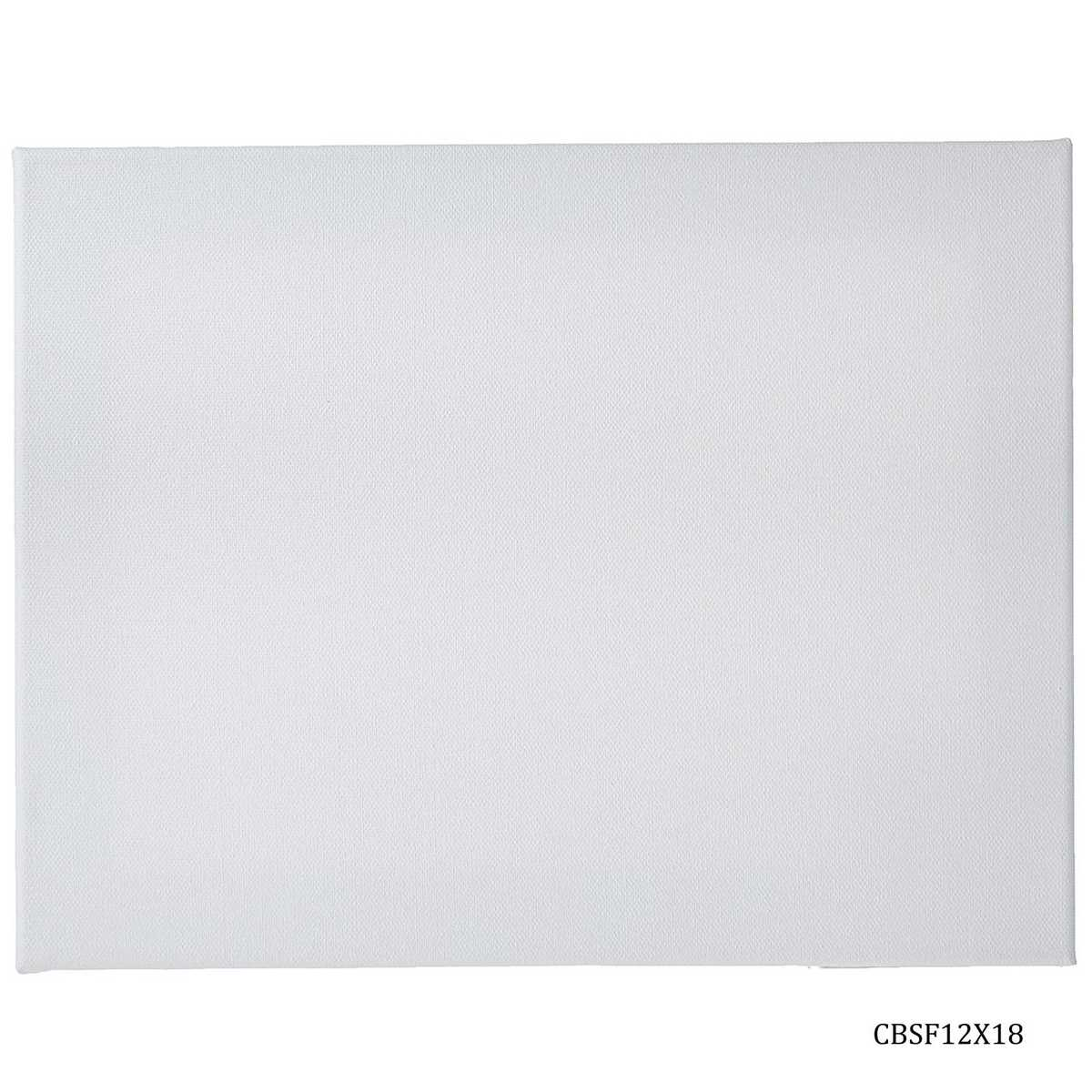 Stretched Canvas Board (12X18 Inch)