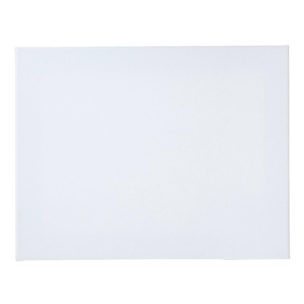 Stretched Canvas Board (12X24 Inch)