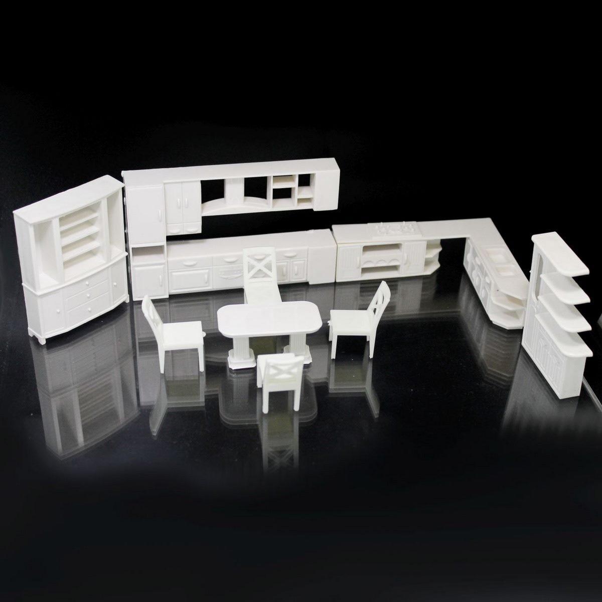 Model Artificial Furniture Set