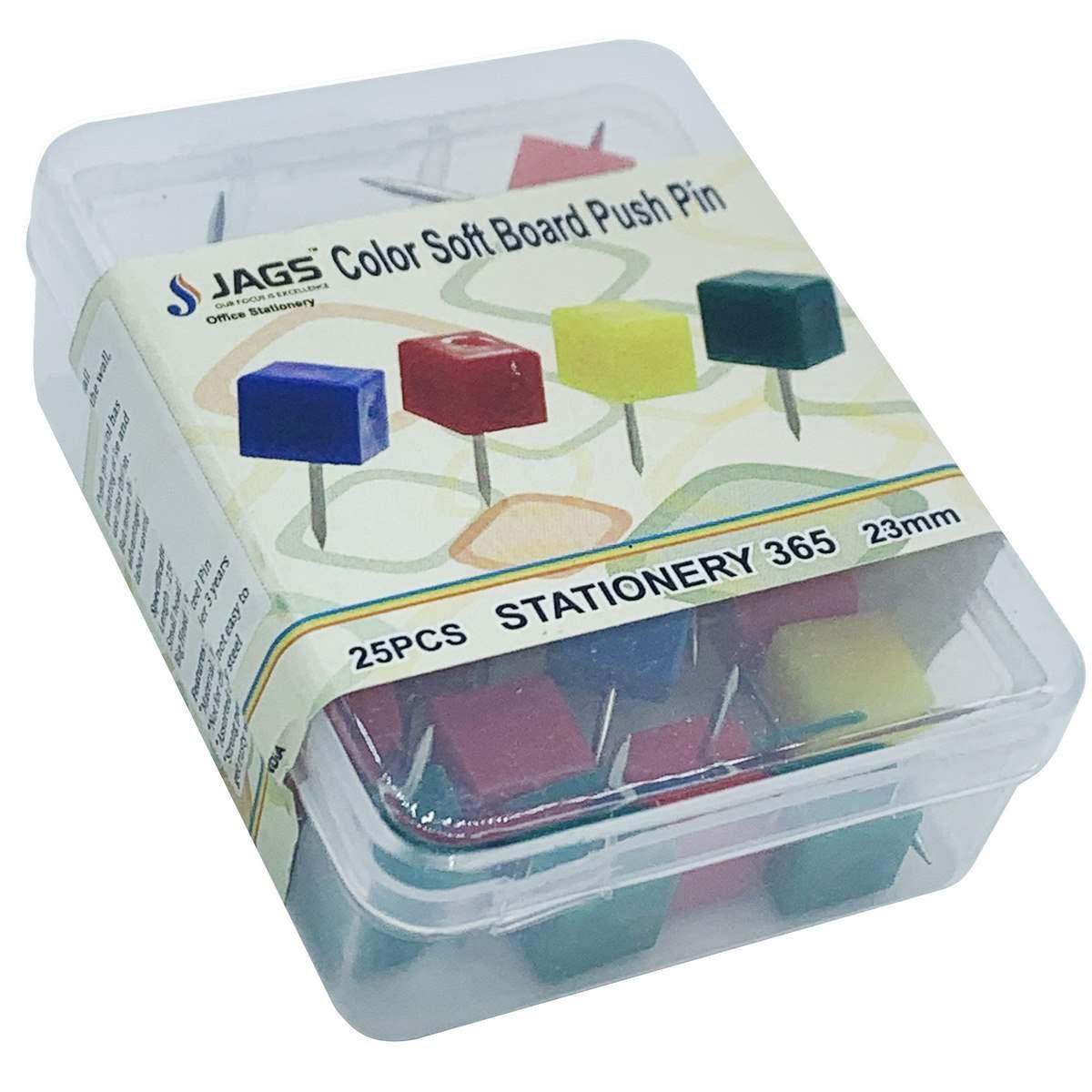 Soft Board Push Pin Square Shape