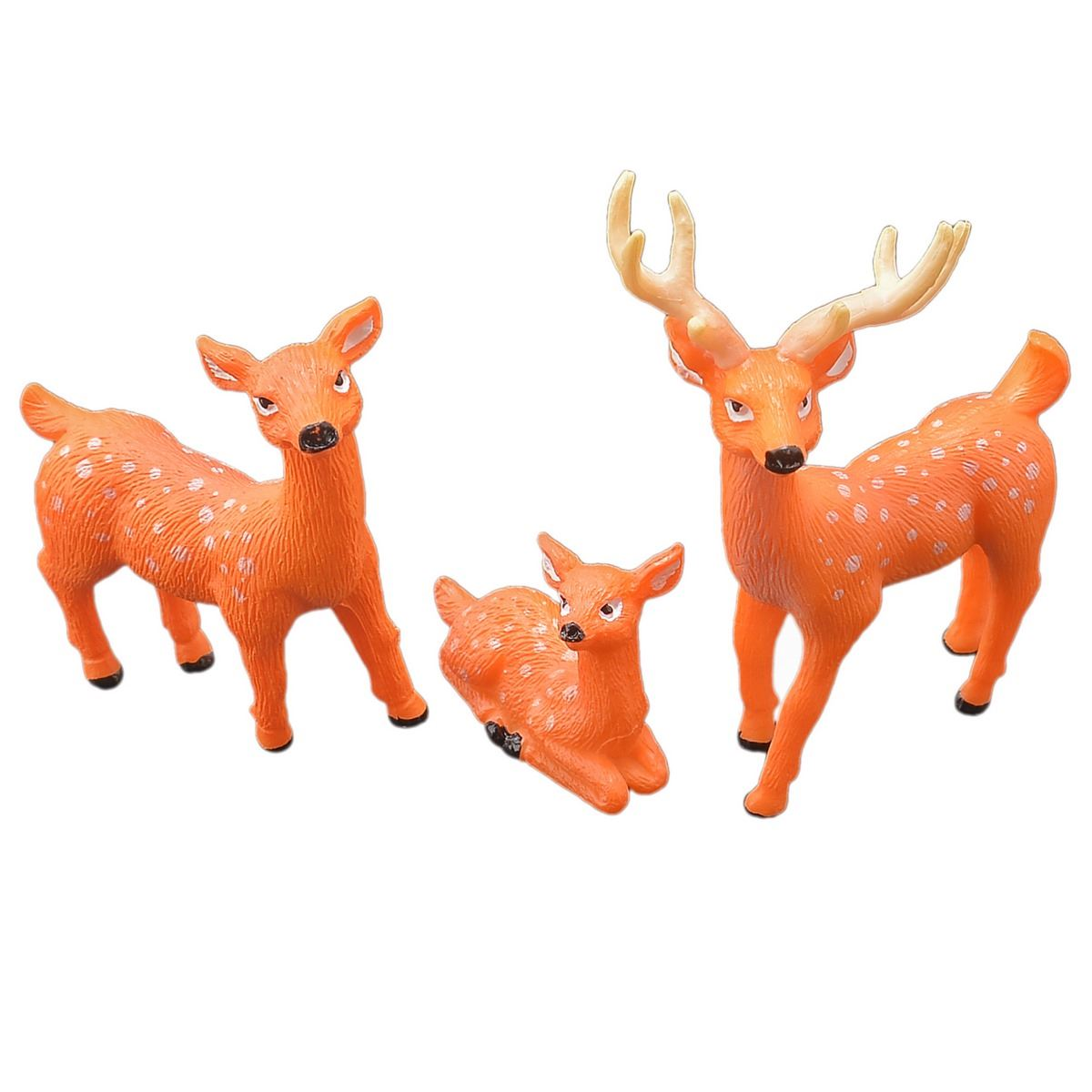 Miniature Deer Orange