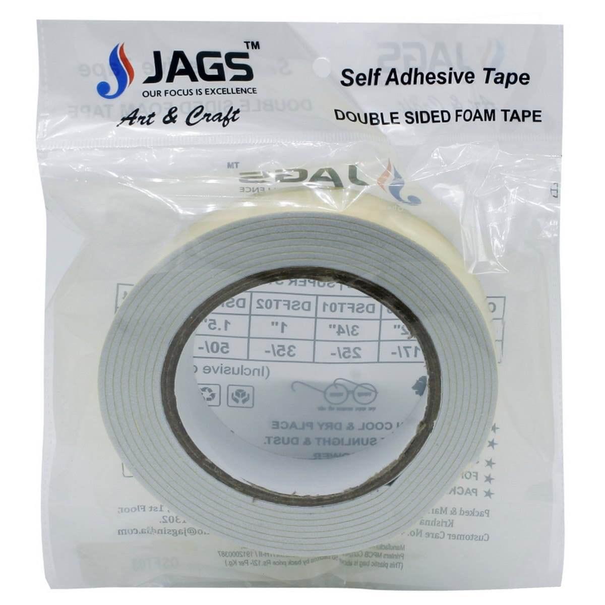 Double Side Foam Tape (30mmx3.8 cm)