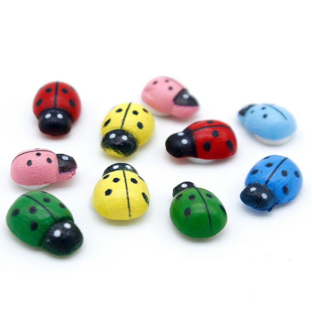 Miniature Lady Bugs