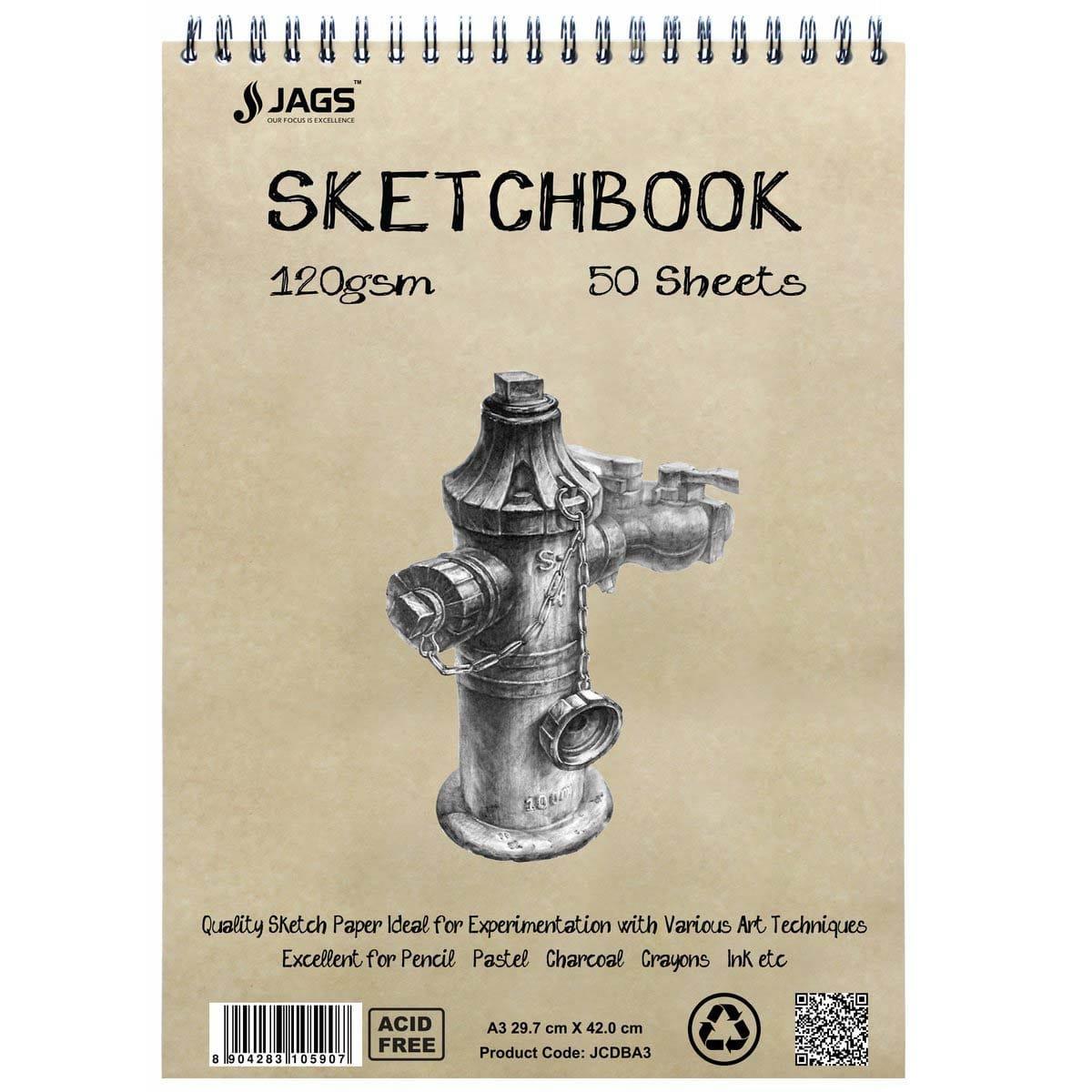 A3 Sketchbook