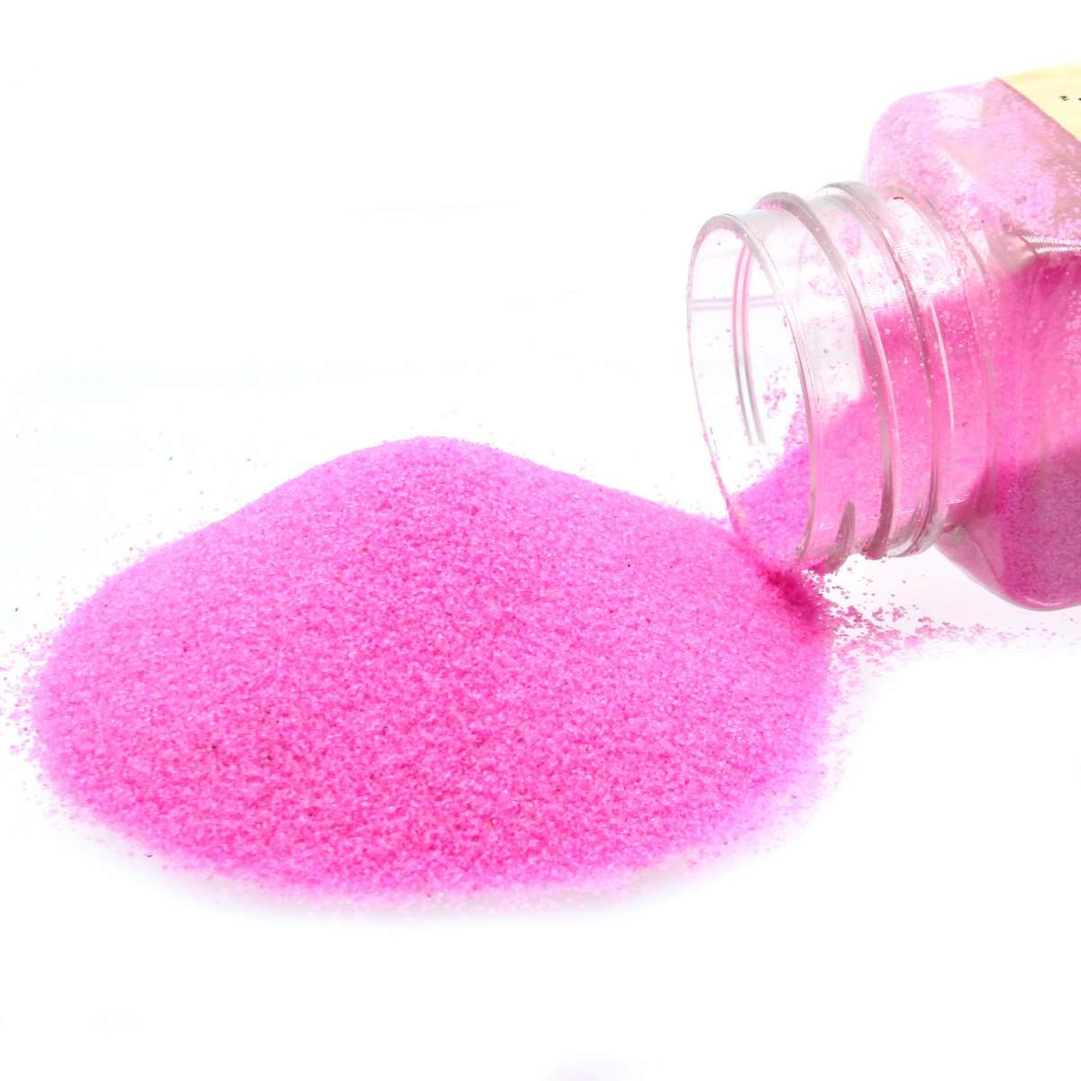 Coloured Sand Baby Pink