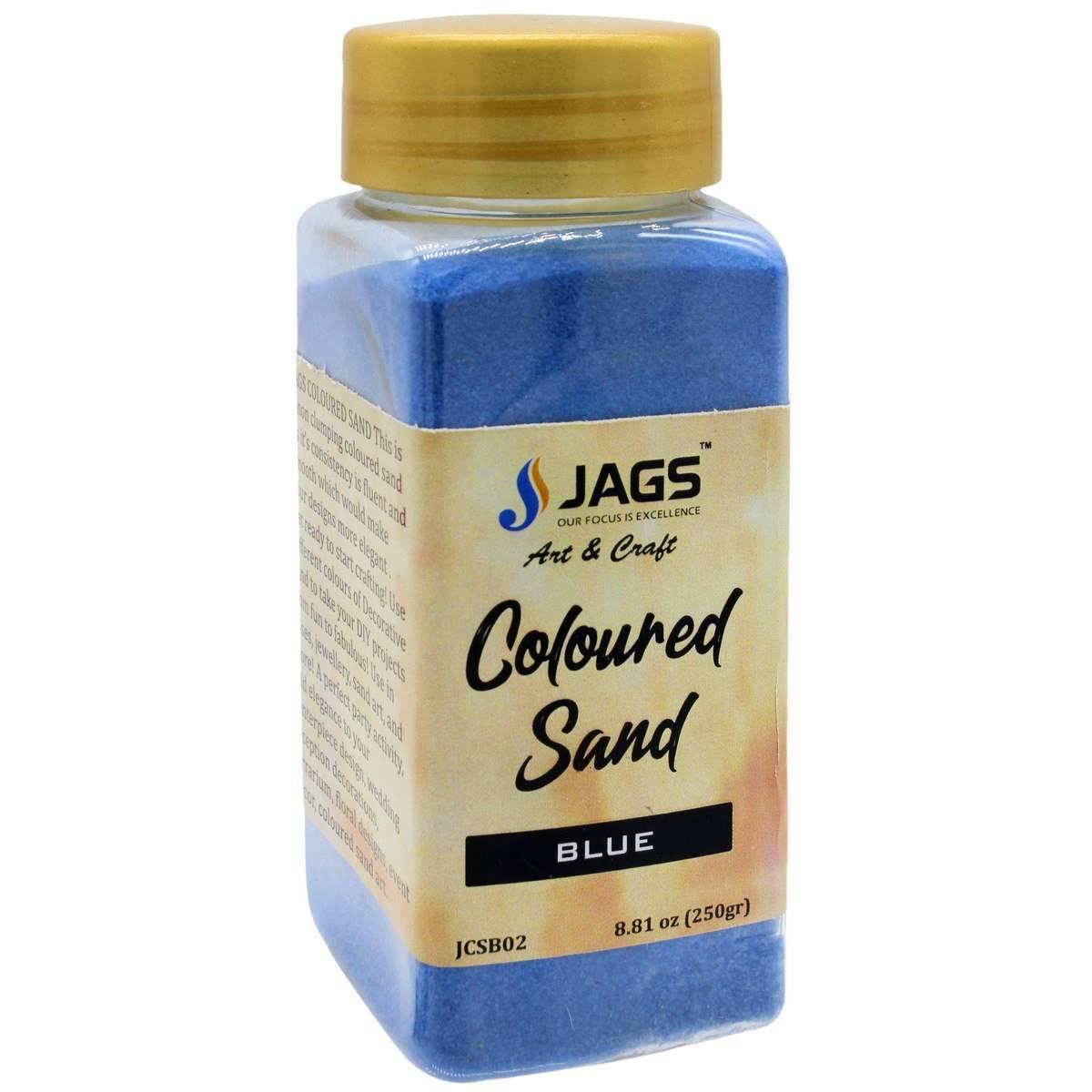 Coloured Sand Blue