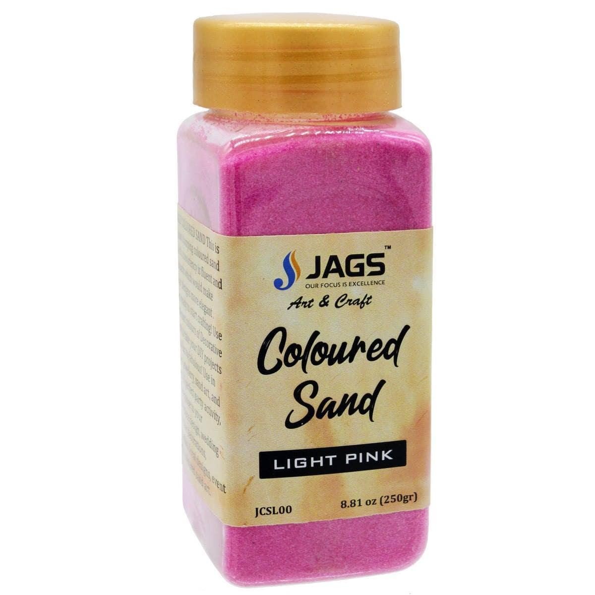 Coloured Sand Light Pink