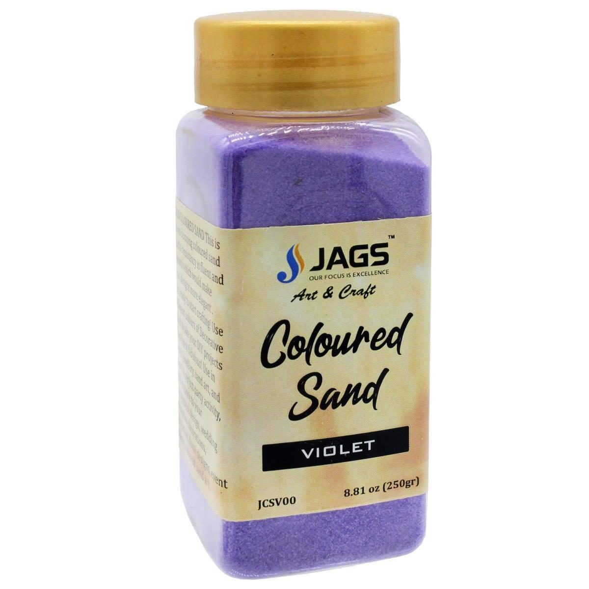 Coloured Sand Violet