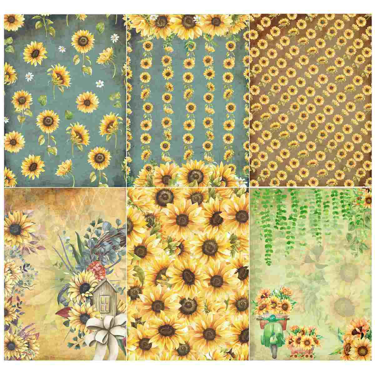 Helianthus A4 Size Printed Paper