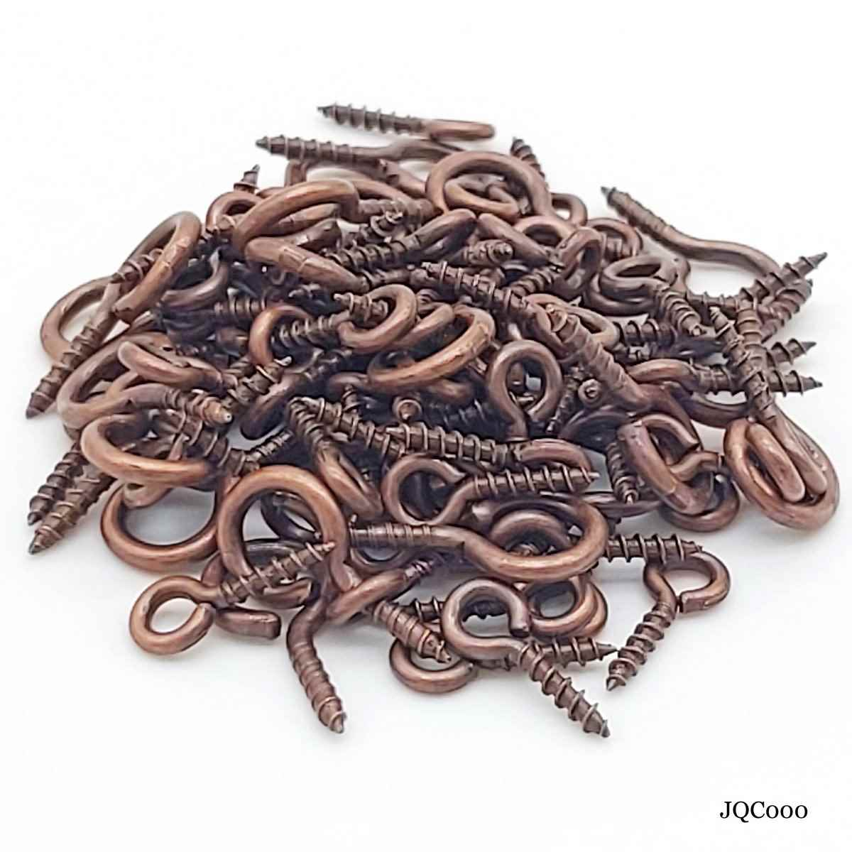 Quilling Jewellery Hooks Bronze