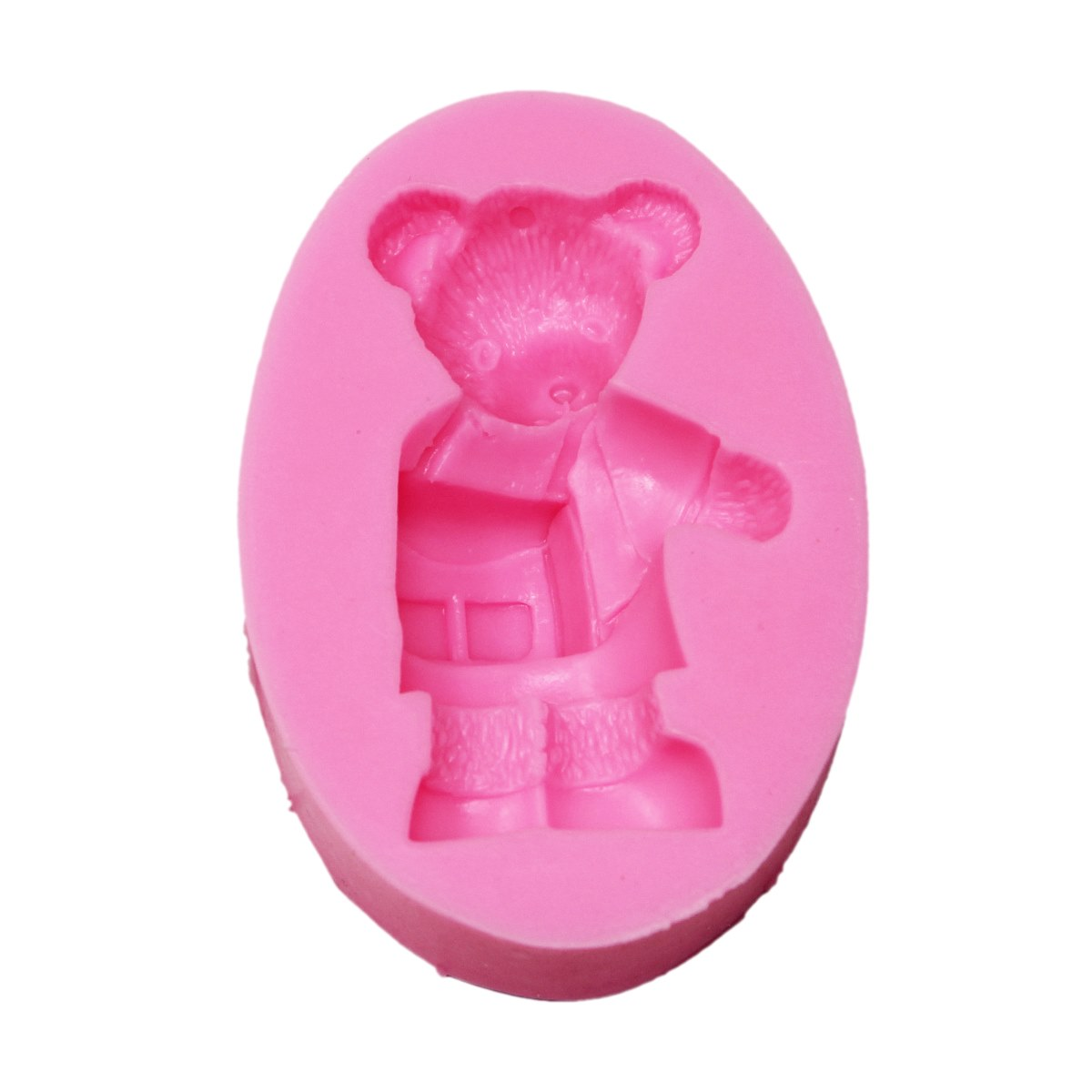 Resin Silicone Mould Teddy Design