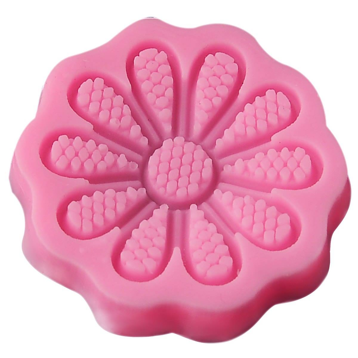 Resin Silicone Mould - Daisy Flower (5x5x0.7 cm)