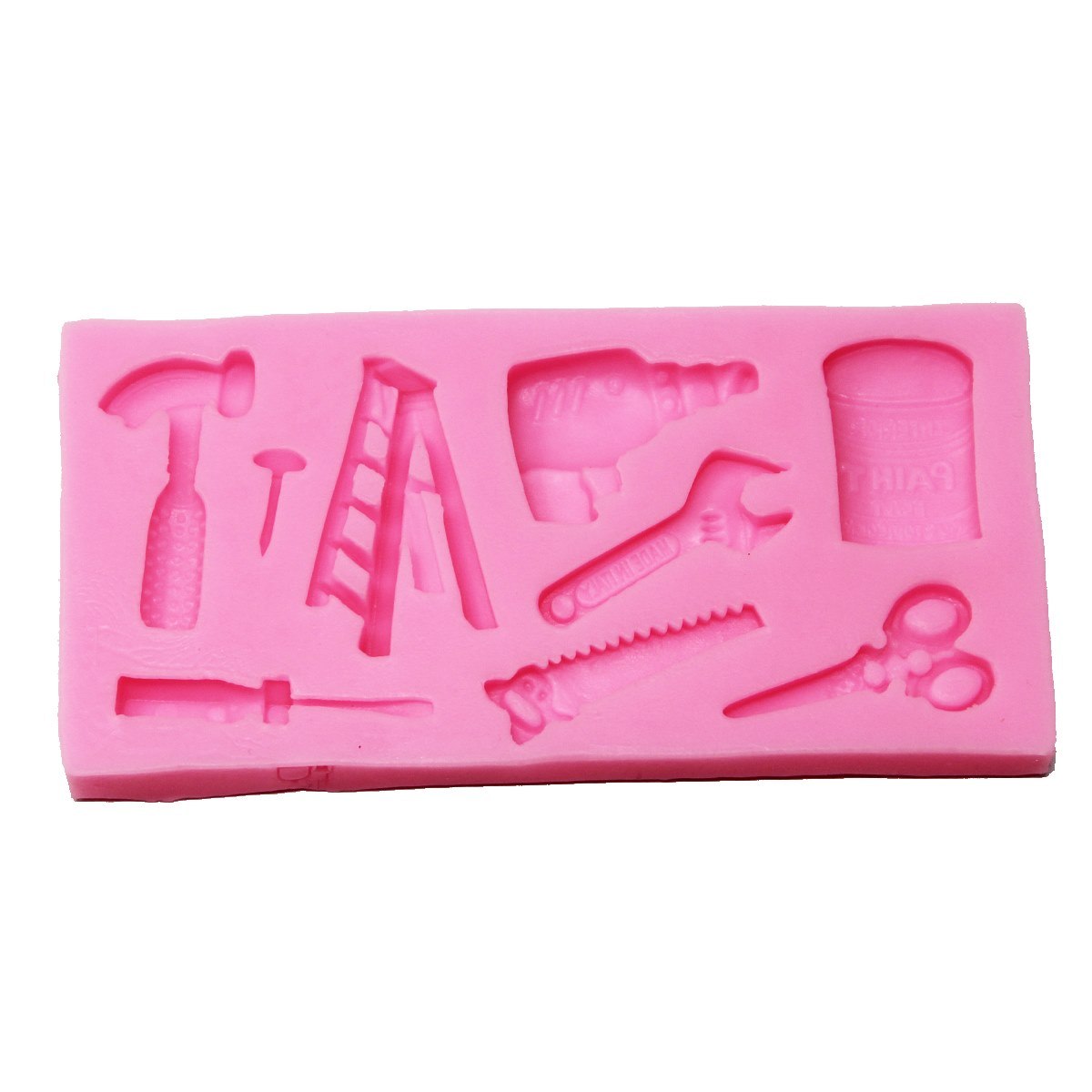 Resin Silicone Mould Hardware Tools Design