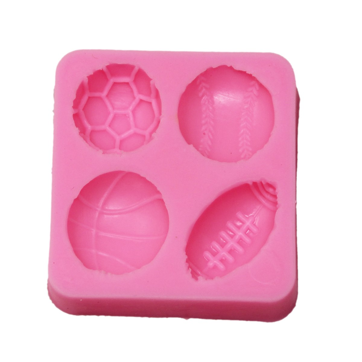 Resin Silicone Mould Sports Ball Design