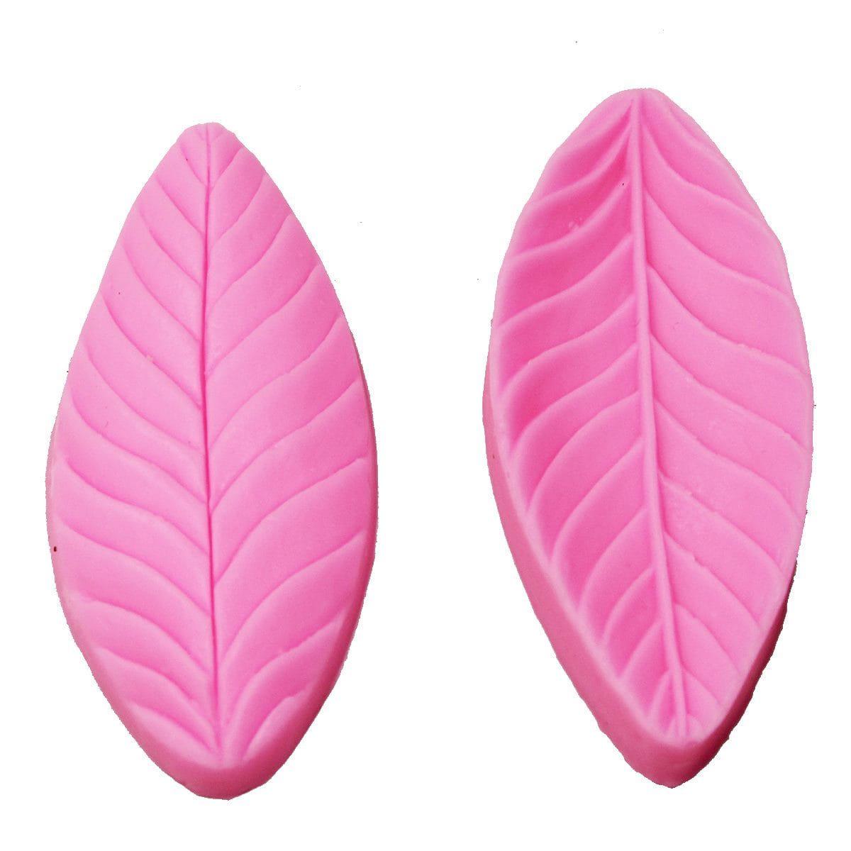 Resin Silicone Mould Leaf Design