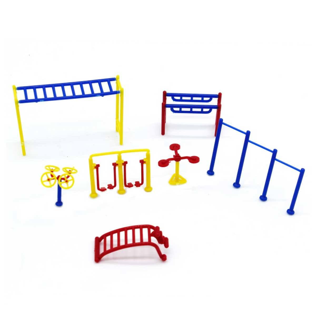 Miniature Fitness Equipment