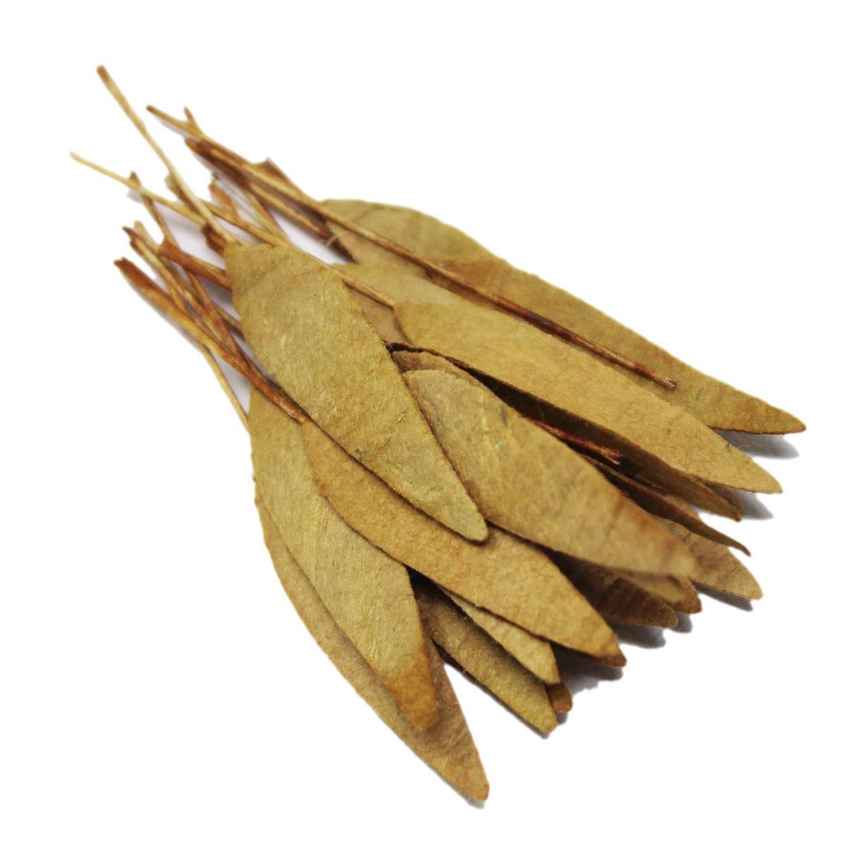 Craft Artificial Leaf Brown