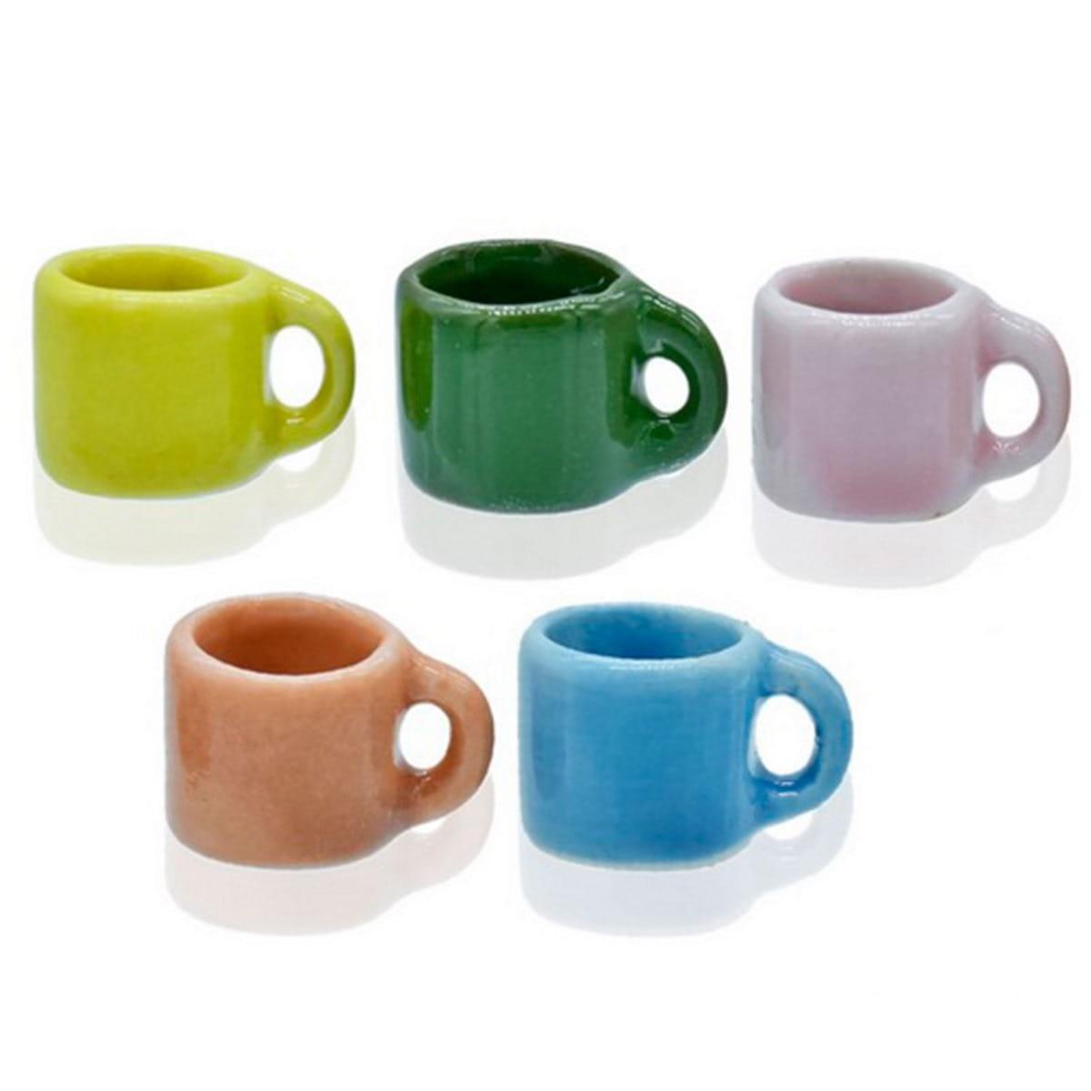 Miniature Ceramic Mini Cup