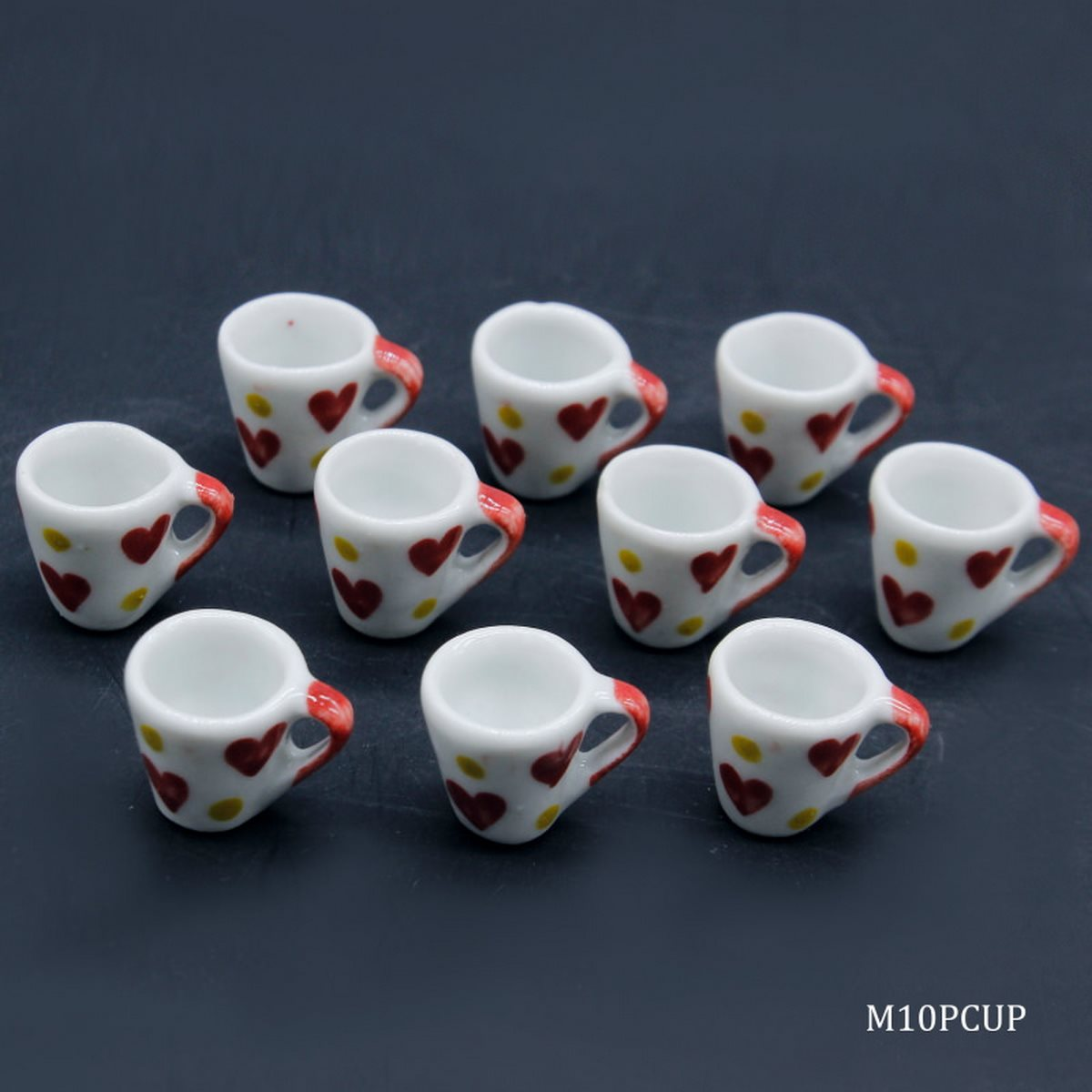 Miniature Ceramic Cup