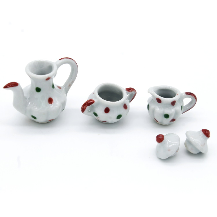Miniature Ceramic Tea Pot