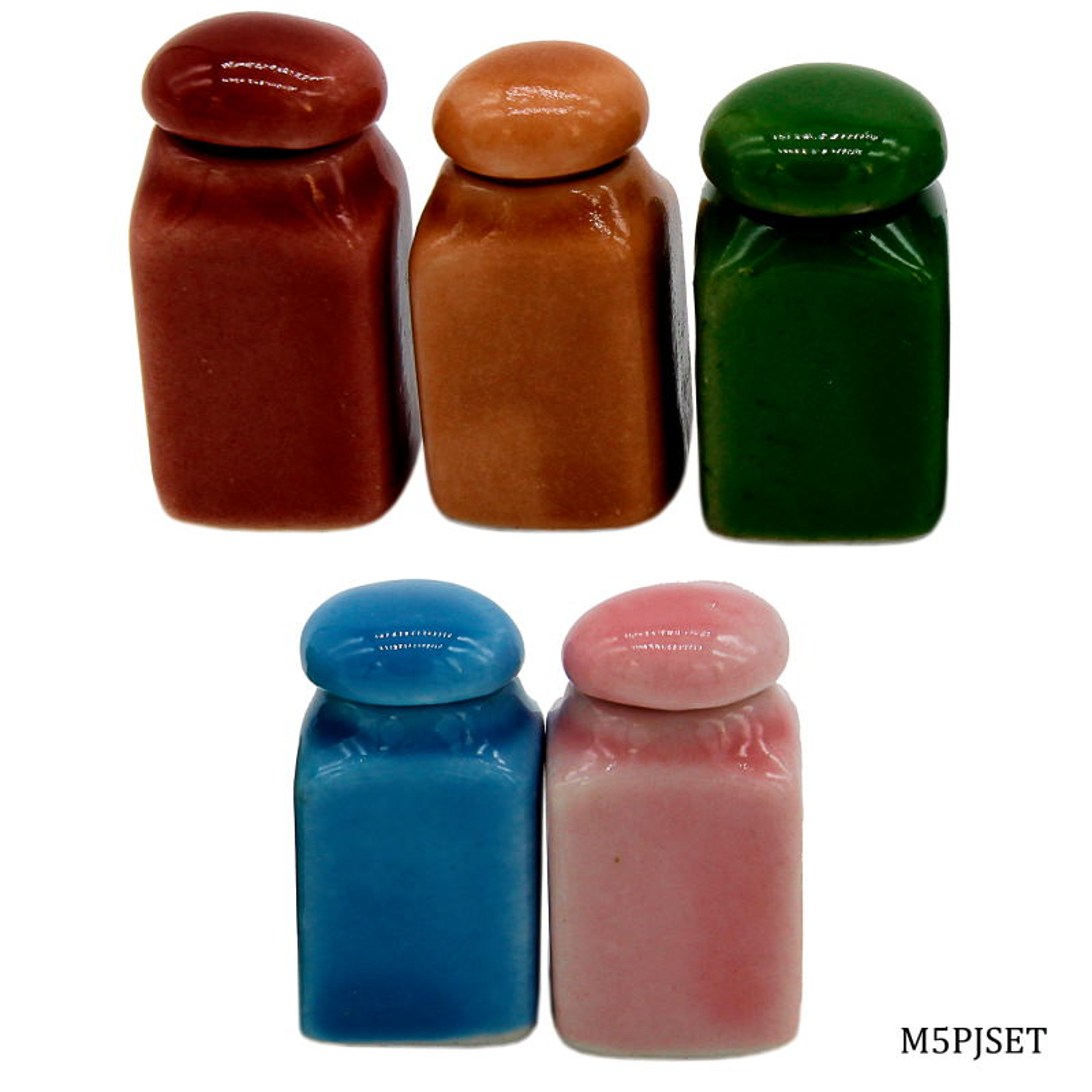 Miniature Ceramic Jar Shape
