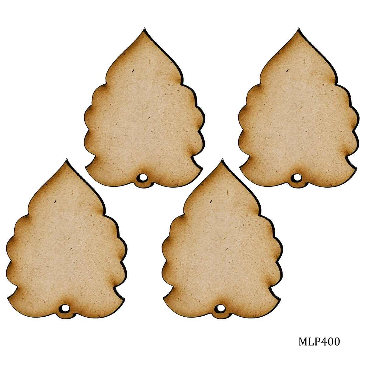 MDF Pendant Leaf Cutout