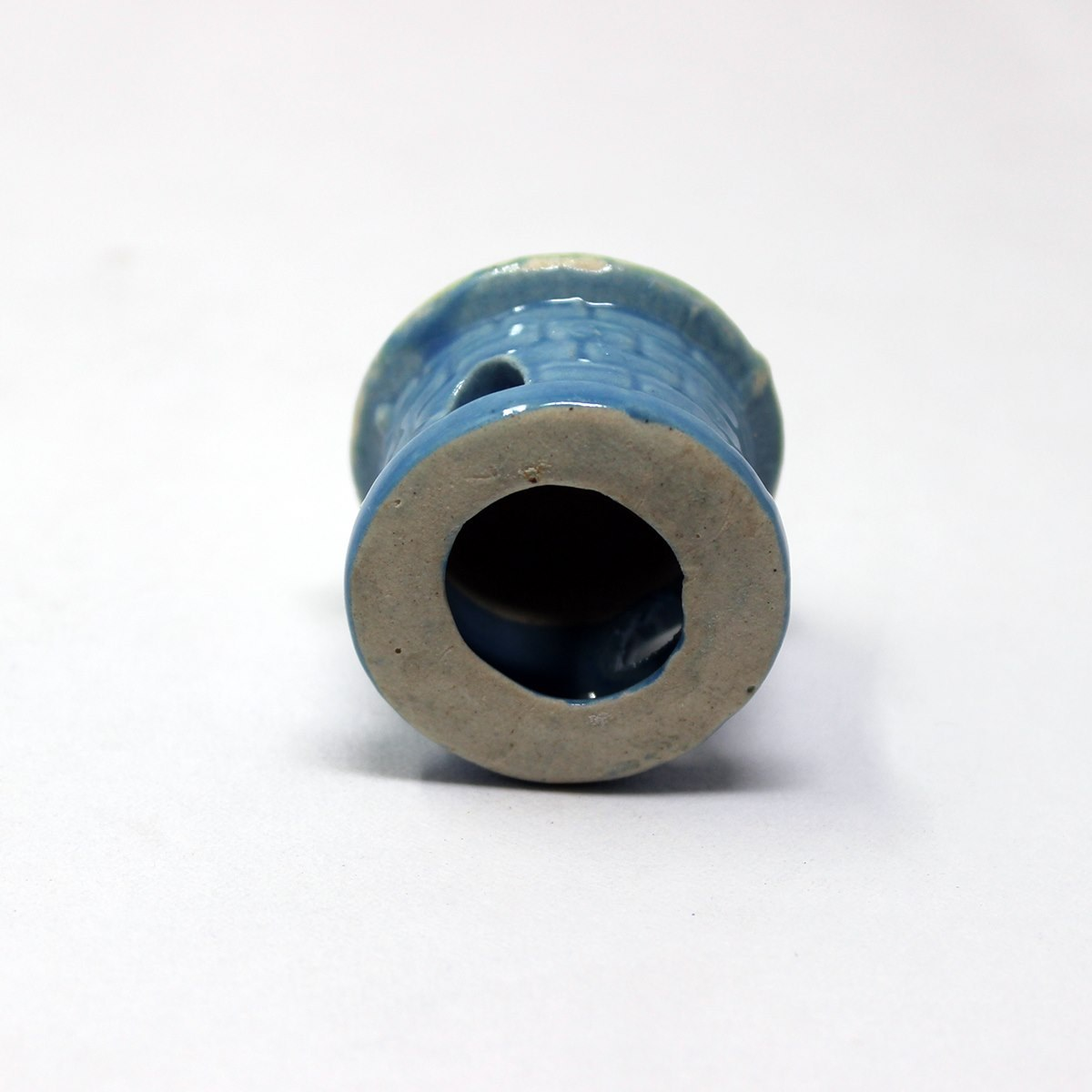 Miniature Ceramic Hut Multi Colour