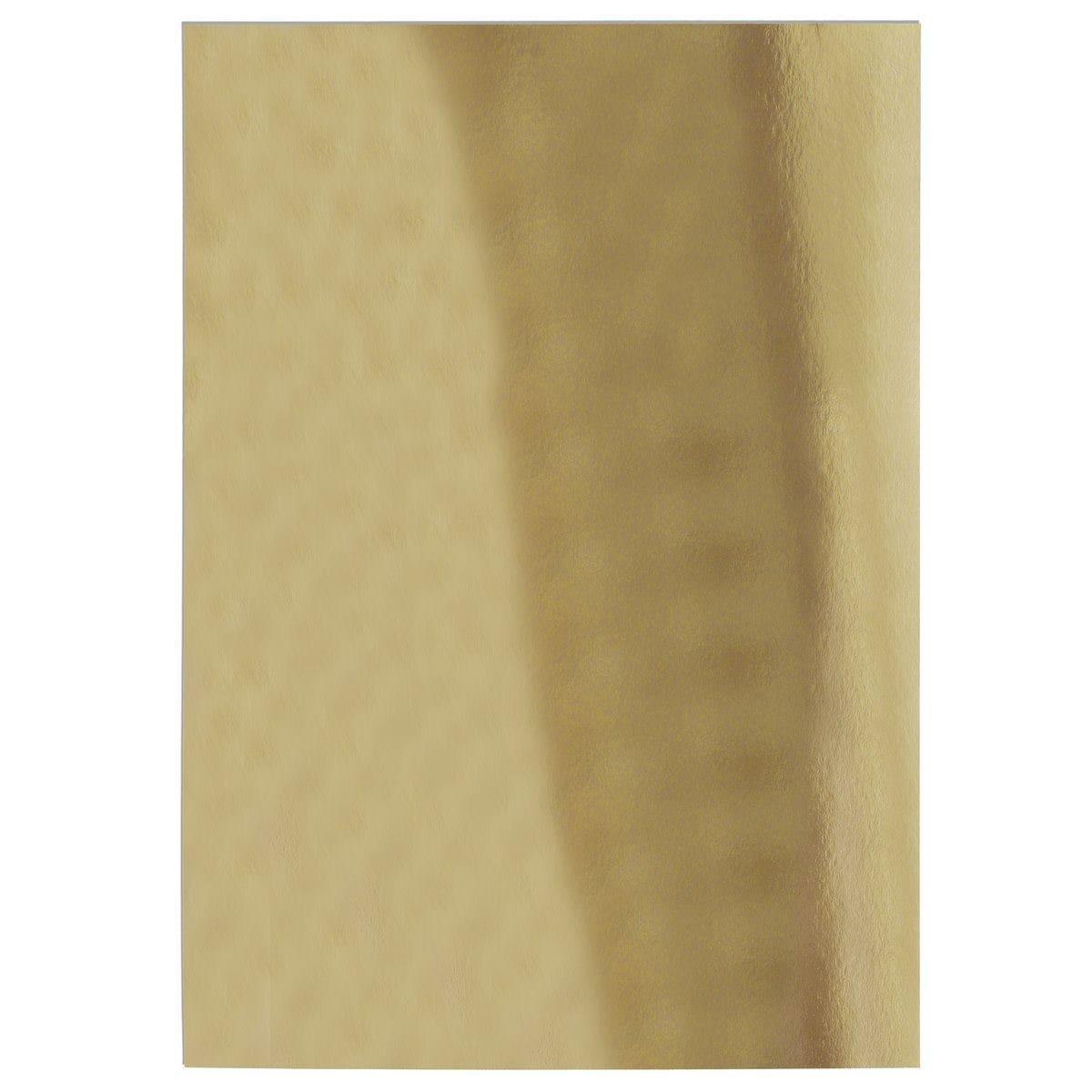 A4 Metallic Craft Paper
