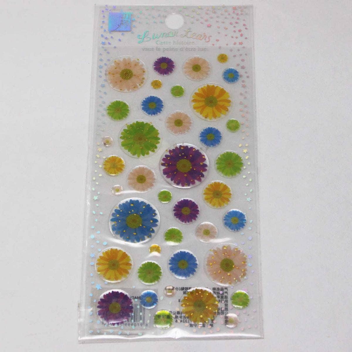 Plastic Deco Stickers