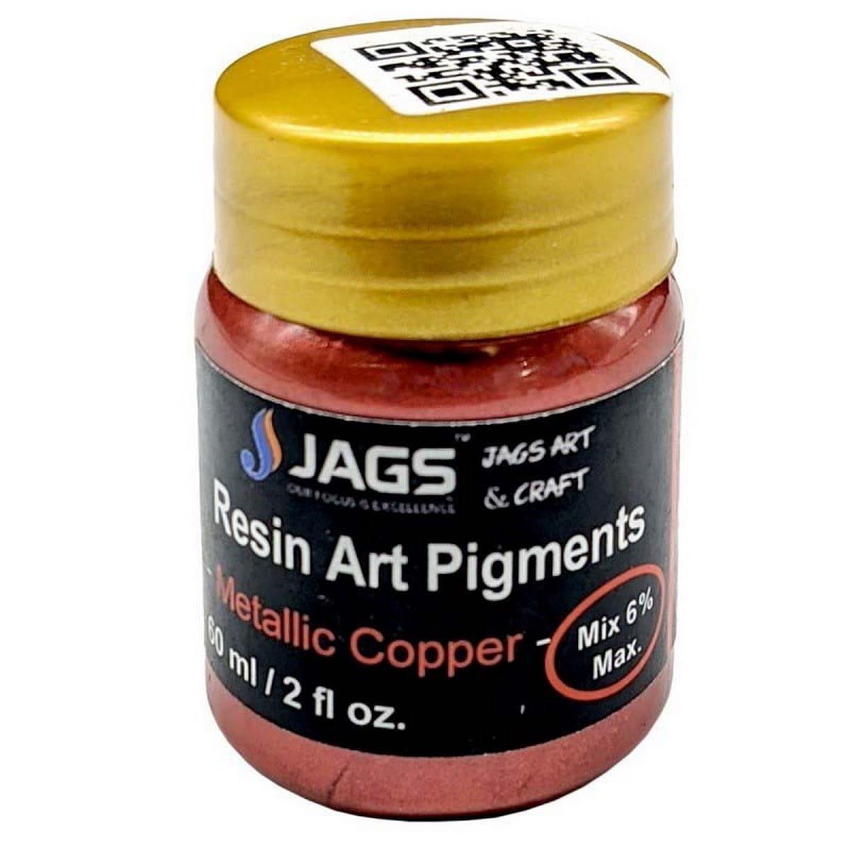 Resin Art Pigments Metallic Copper