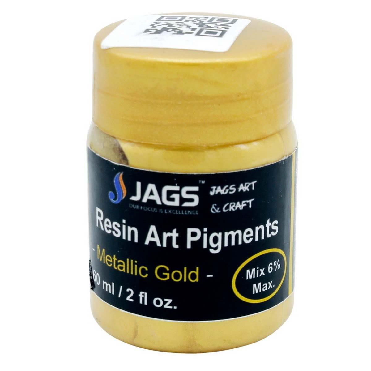 Resin Art Pigments Gold