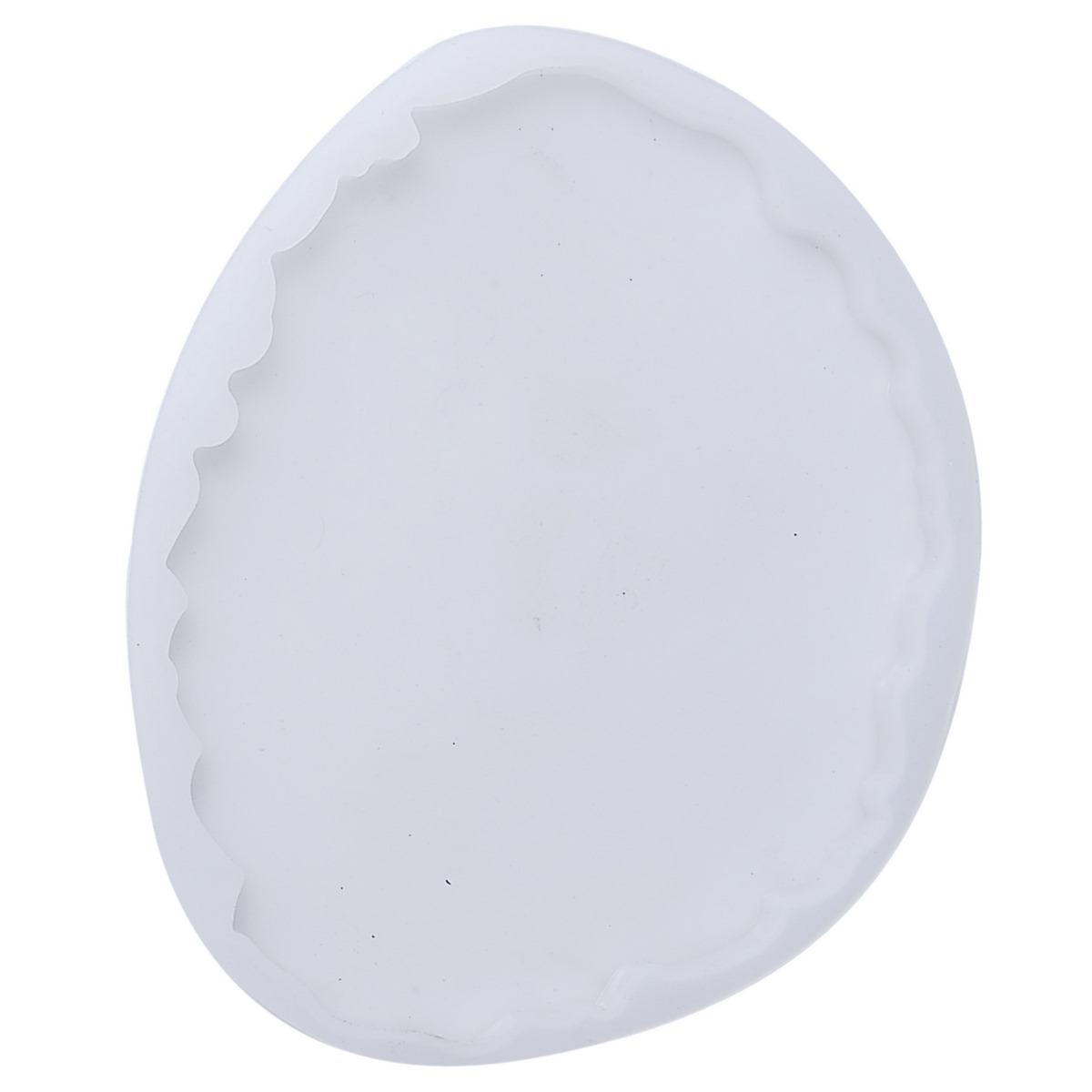 Resin Silicone Mould Agate Plate Design