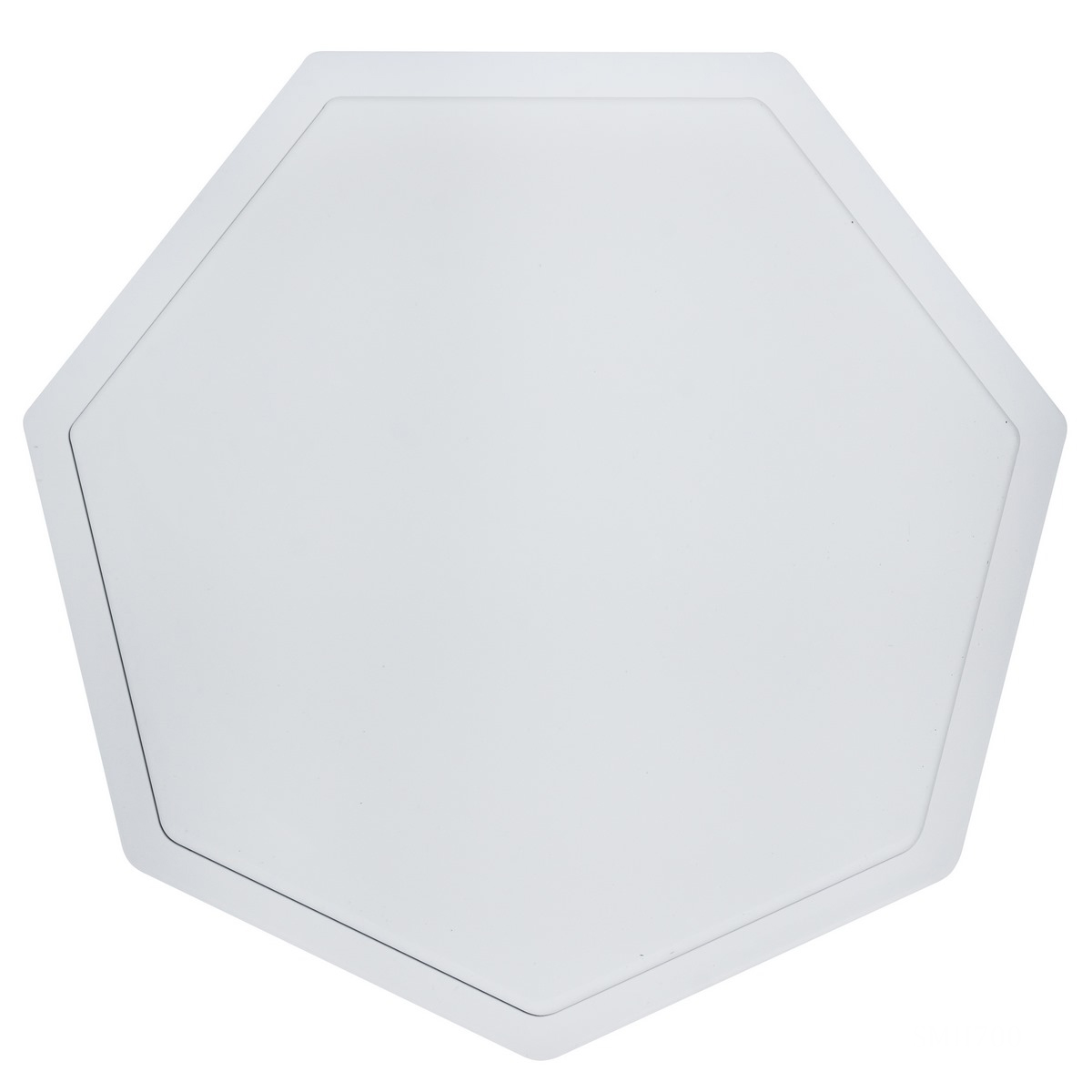 Resin Silicone Mould Heptagon Design