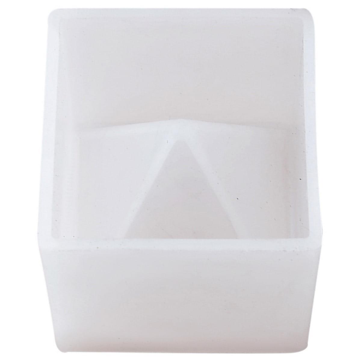 Resin Silicone Mould Pyramid Design