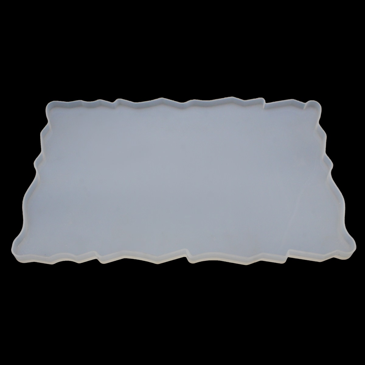 Resin Silicone Mould - Tray Shape