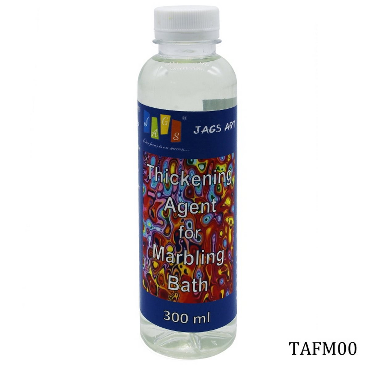 Clear Thickening agent For Marbling Bath