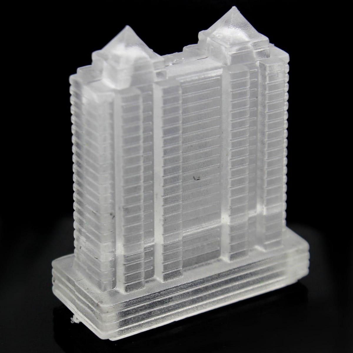 Miniature Famous Landmark Building Set